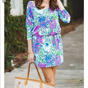 Lilly Pulitzer Cara In the Garden Dress